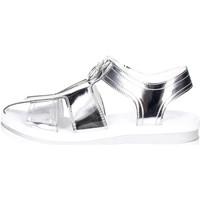 Schuhe Damen Sandalen / Sandaletten Cult CLJ101736 Silber