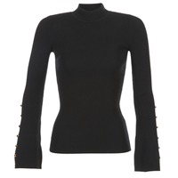 Kleidung Damen Pullover Morgan MJIK Schwarz