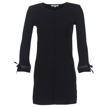 Kleidung Damen Kurze Kleider Morgan RPAULI Schwarz