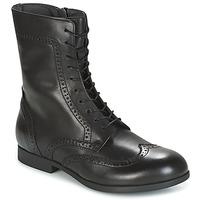 Schuhe Damen Boots Birkenstock LARAMI Schwarz
