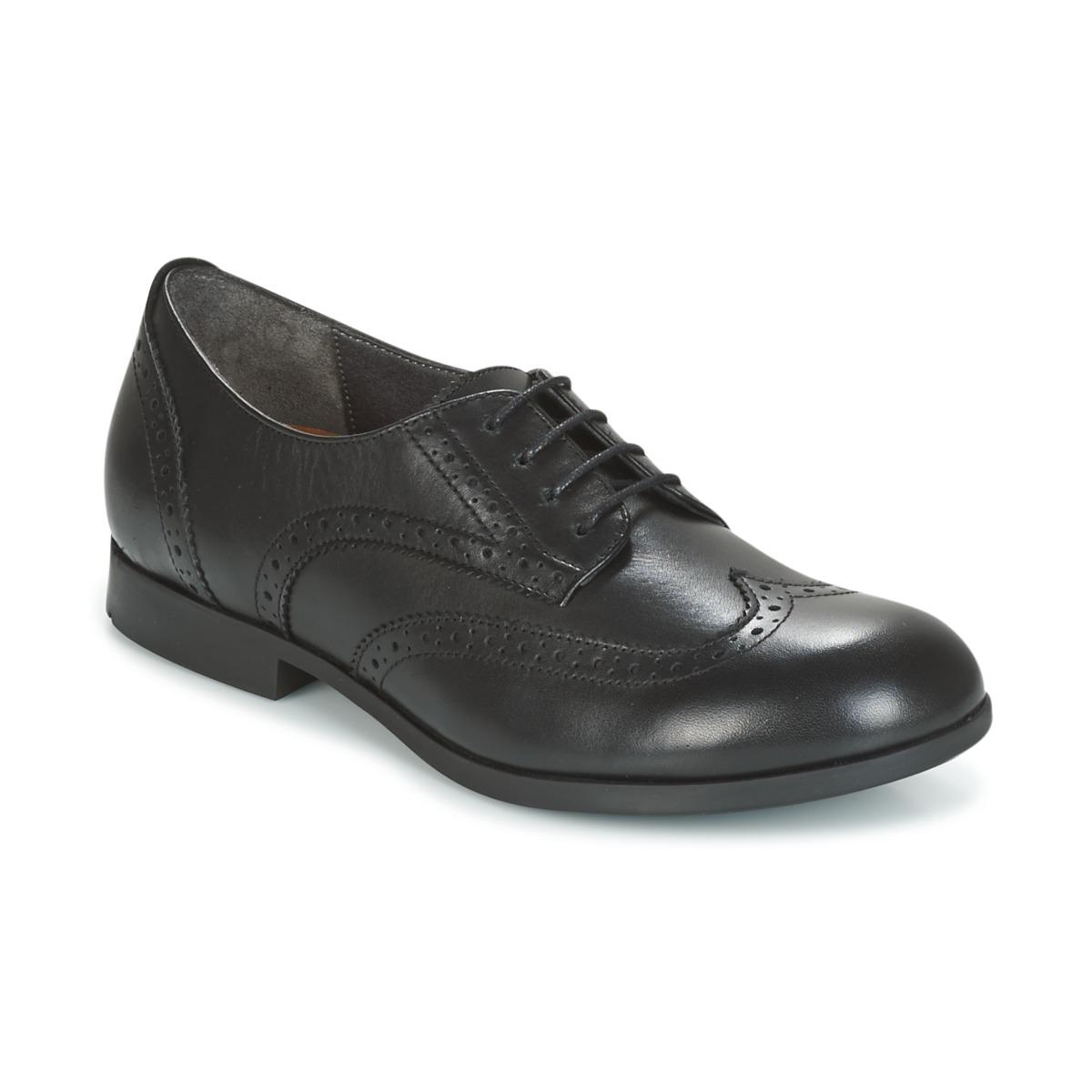 Birkenstock LARAMI LOW Schwarz - Kostenloser Versand bei Spartoode ! - Schuhe Derby-Schuhe Damen 119,20 €