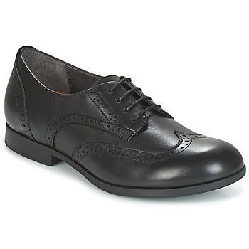 Schuhe Damen Derby-Schuhe Birkenstock LARAMI LOW Schwarz