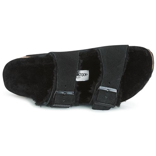 Birkenstock ARIZONA ARIZONA Birkenstock Schwarz  Schuhe Pantoffel Damen 95,20 10bcf1