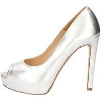 Schuhe Damen Pumps Noa B6501 SILVER