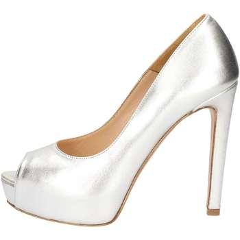 Schuhe Damen Pumps Noa NOA  B6501 Pumps Frau Silber Silber