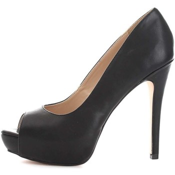 Schuhe Damen Pumps Gattinoni 0364 Pumps Frau Black Black