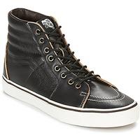 Schuhe Sneaker High Vans SK8-HI Schwarz