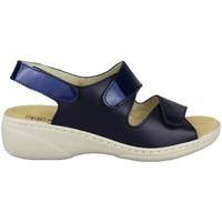 Schuhe Damen Sandalen / Sandaletten Comfort Class PLANTILLA EXTRAIBLE MARINO