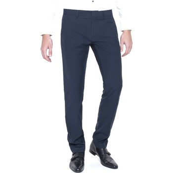 Kleidung Herren Chinohosen Antony Morato MMTR00321 FA600040 Trousers Man Blue Blue