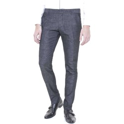 Kleidung Herren Chinohosen Antony Morato MMTR00321 FA950082 Trousers Man Blue Blue