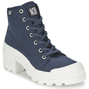 Schuhe Damen Sneaker High No Box GALIA Marine