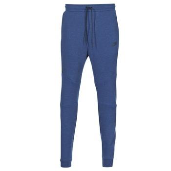 Kleidung Herren Jogginghosen Nike TECH FLEECE JOGGER Blau