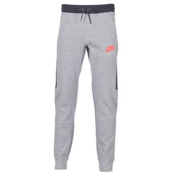 Kleidung Herren Jogginghosen Nike AIR JOGGER FLEECE Grau / Rot