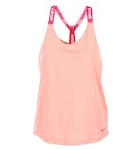 Kleidung Damen Tops Nike NIKE DRY TANK ELASTIKA Rose / Rot