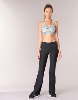 Kleidung Damen Jogginghosen Nike POWER LEGEND PANT Schwarz / Grau