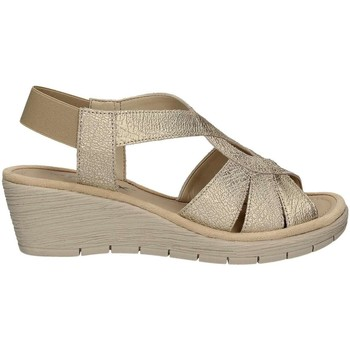 Schuhe Damen Sandalen / Sandaletten The Flexx A402/24 Wedge sandals Frauen Gold