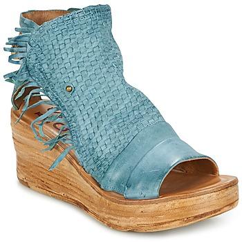 Schuhe Damen Sandalen / Sandaletten Airstep / A.S.98 NOA Blau
