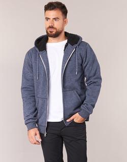 Kleidung Herren Sweatshirts Quiksilver EVERYDSHERPA Marine