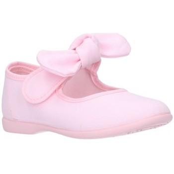 Schuhe Mädchen Ballerinas Batilas 10601 - Rosa rose