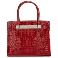 Taschen Damen Handtasche David Jones JALOM Rot