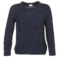 Kleidung Damen Pullover Noisy May DOT Marine