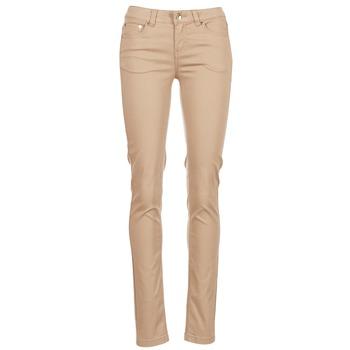 Kleidung Damen 5-Pocket-Hosen Les P'tites Bombes BEMBRELA Beige
