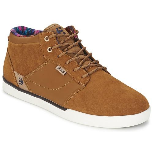 Sneaker Etnies JEFFERSON MID Braun 350x350