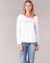 Kleidung Damen Tops / Blusen Betty London HAMONE Naturfarben