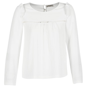 Kleidung Damen Tops / Blusen Betty London HAMONE Naturfarben