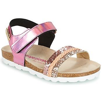 Schuhe Mädchen Sandalen / Sandaletten Les Tropéziennes par M Belarbi PETILLE Rose