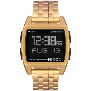 Uhren Digitaluhren Nixon RELOJ  BASE ALL DORADO UNISEX Gold