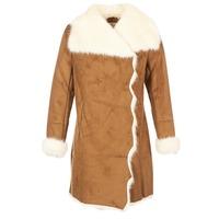 Kleidung Damen Mäntel Derhy RADEAU Camel