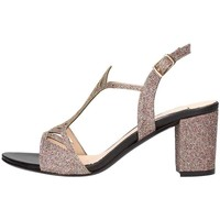 Schuhe Damen Sandalen / Sandaletten Louis Michel 3081 Elegant sandal Frau Multicolor Multicolor