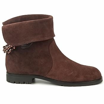 Marc Jacobs CHAIN BOOTS Braun - Kostenloser Versand |  - Schuhe Boots Damen 41860