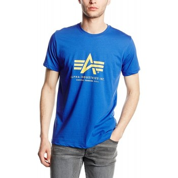 Kleidung Herren T-Shirts Alpha Industries T-Shirt  Basic