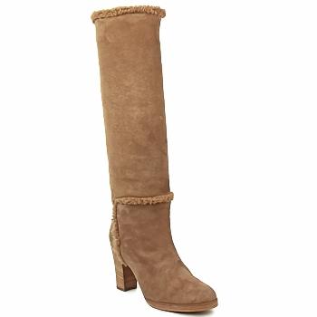 Schuhe Damen Klassische Stiefel Veronique Branquinho MERINOS Braun