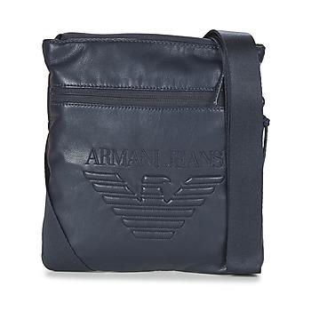 Taschen Herren Geldtasche / Handtasche Armani jeans GIBOU Marine