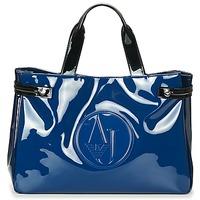 Taschen Damen Handtasche Armani jeans TAUTAL Blau