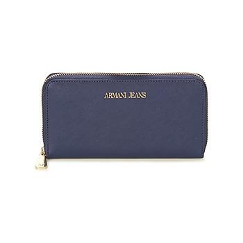 Taschen Damen Portemonnaie Armani jeans DOURIO Blau