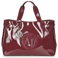 Taschen Damen Handtasche Armani jeans GANSION Bordeaux