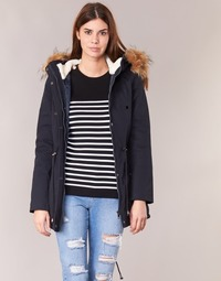 Kleidung Damen Parkas Moony Mood HADDY Marine