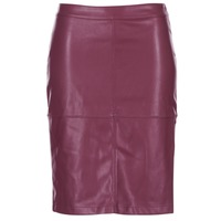 Kleidung Damen Röcke Vila VIPEN Bordeaux