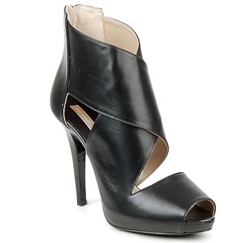 Schuhe Damen Sandalen / Sandaletten Michael Kors NEW SWEET Schwarz