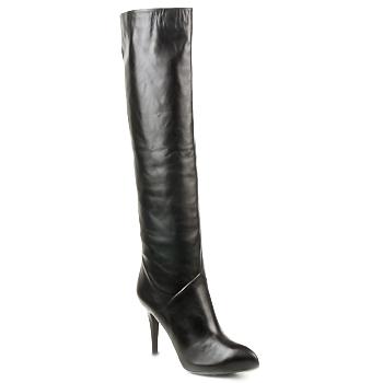Schuhe Damen Klassische Stiefel Michael Kors TENDER Schwarz
