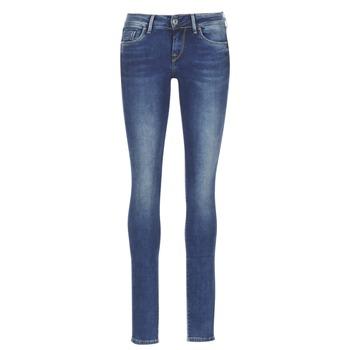 Kleidung Damen Slim Fit Jeans Pepe jeans SOHO  Z63 / Blau