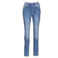 Kleidung Damen Slim Fit Jeans Pepe jeans GLADIS Ga7 / Blau