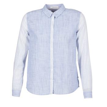 Kleidung Damen Hemden Pepe jeans CRIS Blau