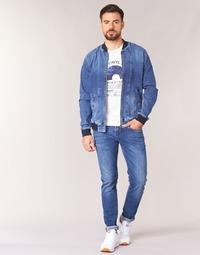 Kleidung Herren Slim Fit Jeans Pepe jeans HATCH Blau