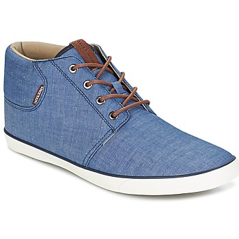 Schuhe Herren Sneaker High Jack & Jones VERTIGO Marine