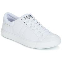 Schuhe Herren Sneaker Low Jack & Jones MERVIN Weiss